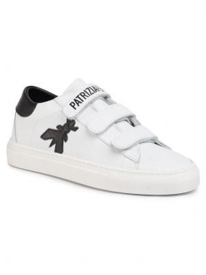 Patrizia Pepe Sneakersy 2V9629/A3KW-F2LU Biały