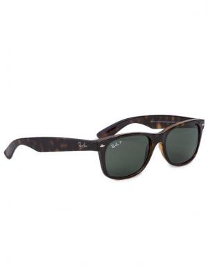 Ray-Ban Okulary przeciwsłoneczne New Wayfarer 0RB2132 902/58 Brązowy