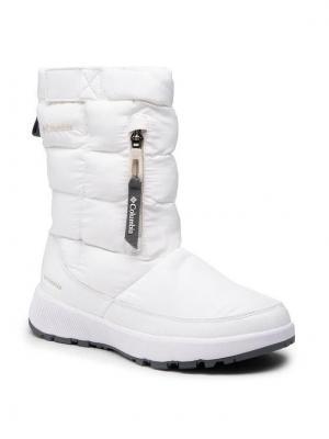 Columbia Śniegowce Paninaro™ Omni-Heat™ Pull On BL0118 Biały