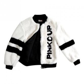 Pinko Coat Płaszcze Biały Dorośli Kobiety Rozmiar: 2XL