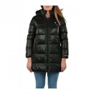 Calvin Klein Jacket Kurtki Czarny Dorośli Kobiety Rozmiar: L