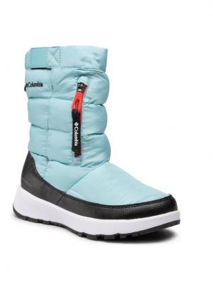 Columbia Śniegowce Paninaro™ Omni-Heat™ Pull On BL0118 Niebieski