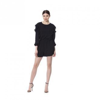 Silvian Heach Dress Sukienki Czarny Dorośli Kobiety Rozmiar: L - 40