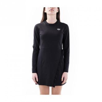 Adidas Dress Sukienki Czarny Dorośli Kobiety Rozmiar: 2XL - 44
