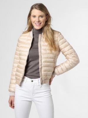 comma - Damska kurtka pikowana, beżowy