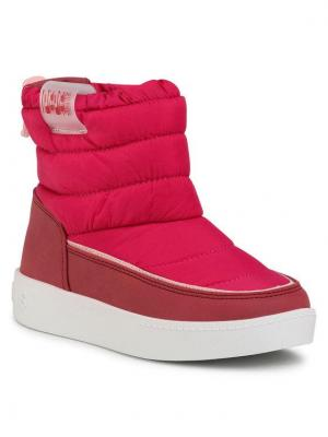 Pepe Jeans Buty Brixton Girl Puff PGS50158 Różowy