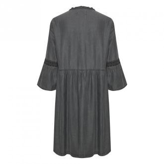 Cream sukienka Sukienki Szary Dorośli Kobiety Rozmiar: XL - 42