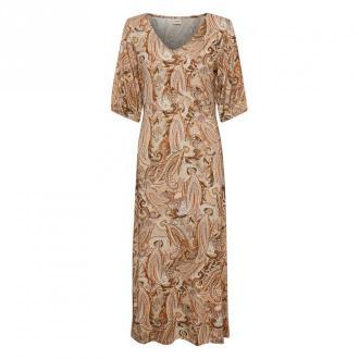 Cream Lulla Sukienka Sukienki Brązowy Dorośli Kobiety Rozmiar: S