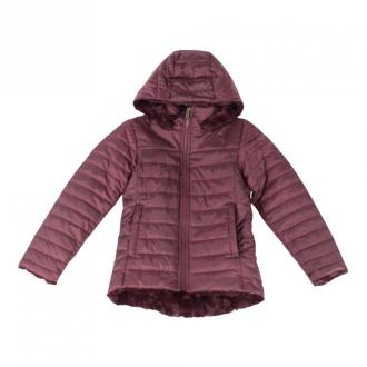 The North Face Outerwear Parka Hooded Jacket Płaszcze Fioletowy