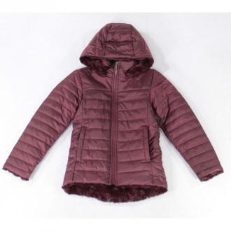 The North Face Outerwear Hooded Parka Jacket Kurtki Czerwony Dorośli