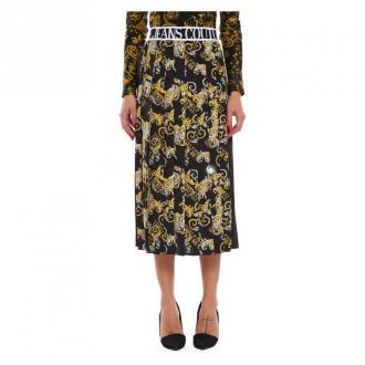 Versace Skirt Spódnice Czarny Dorośli Kobiety Rozmiar: 40 IT
