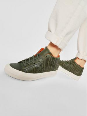 Converse Sneakersy One Star Counter Climate Mid 158836C Zielony