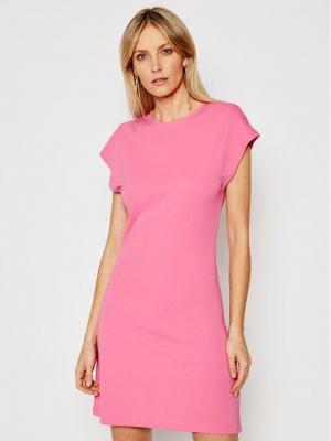 Silvian Heach Sukienka codzienna Gengrass PGP21261VE Różowy Slim Fit