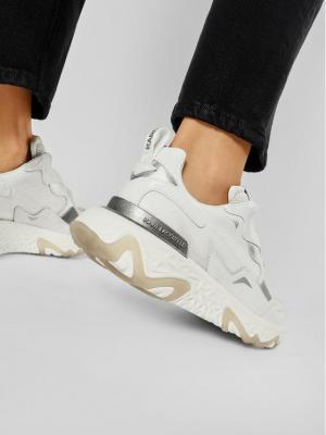 KARL LAGERFELD Sneakersy KL62420 Biały