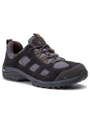 Jack Wolfskin Trekkingi Vojo Hike 2 Texapore Low M 4032361 Czarny
