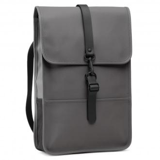 Plecak RAINS - Backpack Mini 1280 Charcoal