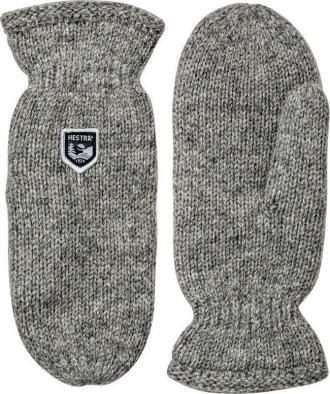 Hestra Basic Wool Rękawiczki, grey 9 2020 Rękawice narciarskie