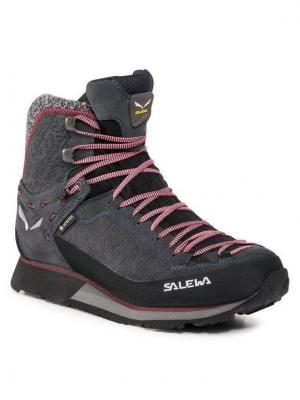 Salewa Trekkingi Ws Mtn Trainer 2 Winter Gtx GORE-TEX 61373 0988 Czarny