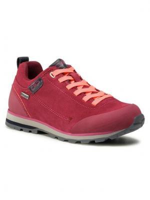 CMP Trekkingi Elettra Low Wmn Hiking Shoe Wp 38Q4616 Różowy