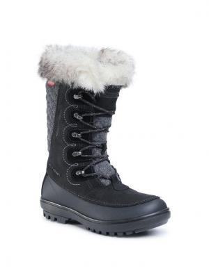 Helly Hansen Śniegowce W Garibaldi Vl 11592-991 Czarny