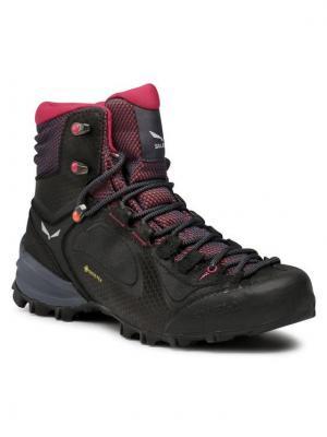 Salewa Trekkingi Ws Alpenviolet Mid Gtx GORE-TEX 61337 3848 Czarny