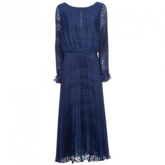 Giorgio Armani Dress Sukienki Niebieski Dorośli Kobiety Rozmiar: S -