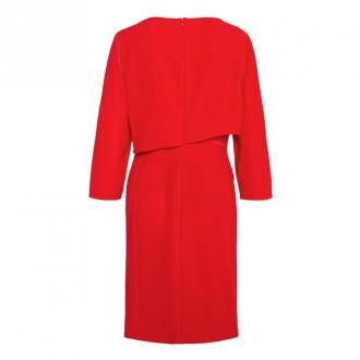 Giorgio Armani Dress Sukienki Czerwony Dorośli Kobiety Rozmiar: L - 46