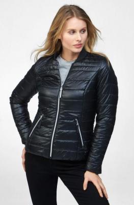 Taliowana kurtka pikowana