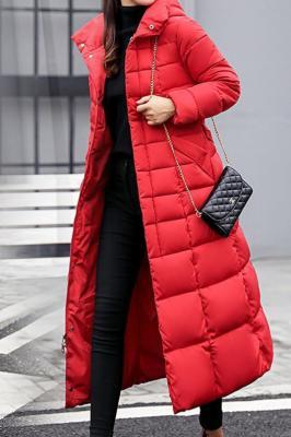 Kurtka damska TOVENA RED