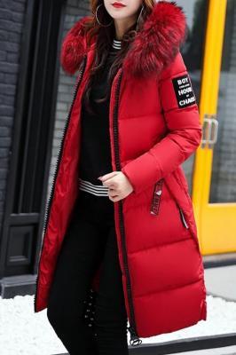 Kurtka damska KELSA RED