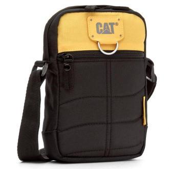 Saszetka CATERPILLAR - Rodney 83437-172 Black/Yellow