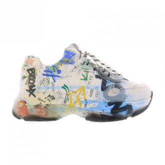 Bronx Baisley Sneakers Obuwie Biały Dorośli Kobiety Rozmiar: 38