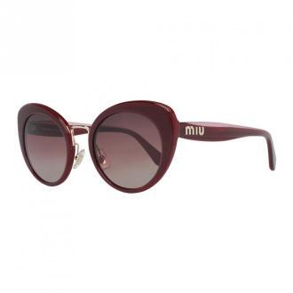 Miu Miu Sunglasses Akcesoria Czerwony Dorośli Kobiety Rozmiar: Onesize