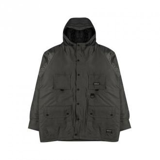 Caterpillar Workwear Jacket Sport Szary Dorośli Mężczyźni Rozmiar: M