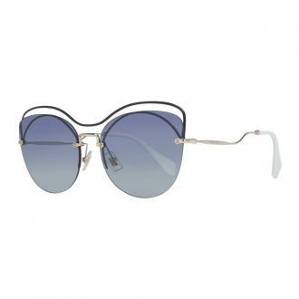 Miu Miu Sunglasses Akcesoria Szary Dorośli Kobiety Rozmiar: Onesize