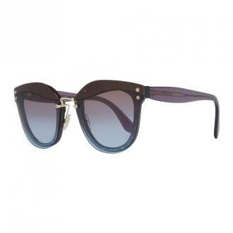 Miu Miu Sunglasses Akcesoria Fioletowy Dorośli Kobiety Rozmiar: