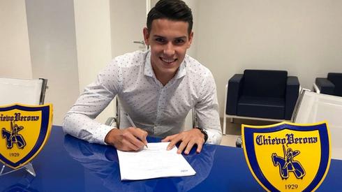 Mariusz Stępiński wypożyczony z Nantes do Chievo.
