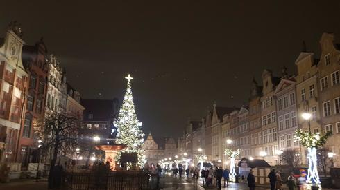 Centrum Gdańska, fot. Piotr Olejarczyk