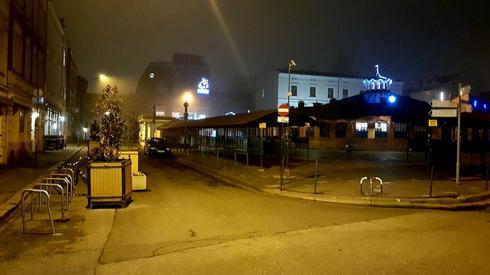 Plac Nowy, Kraków, fot. Dawid Serafin