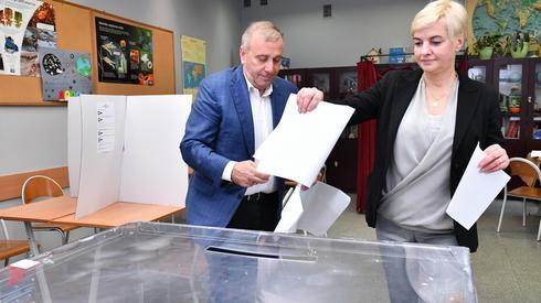 Fot. Maciej Kulczyński/PAP