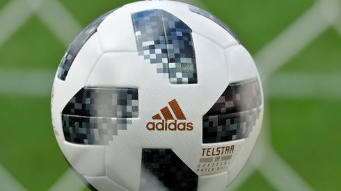 Mecze podczas MŚ w Rosji będą rozgrywane piłką Adidas Telstar 18 (fot. PAP/EPA)