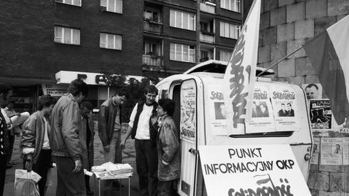 Wybory z 1989 r. Fot. PAP/Jerzy Undro