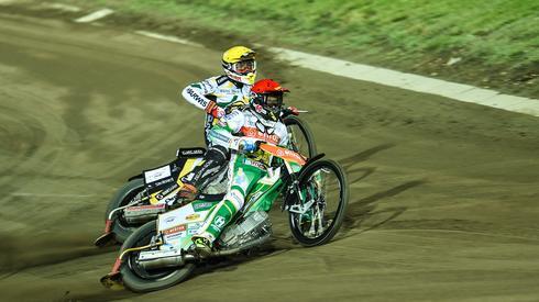 Fredrik Lindgren jest dzisiaj wyróżniającą się postacią w ekipie Marka Cieślaka. Fot. Rafał Rusek