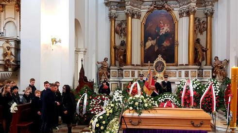 Andrzej Duda składa kondolencje żonie Pawła Królikowskiego