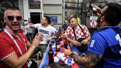 W Moskwie szał! (fot. AFP)