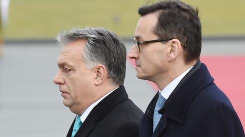 Za chwilę rozpocznie się wspólna konferencja prasowa premierów Polski i Węgier.