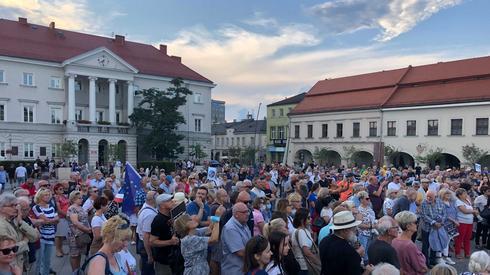 Kielce. Zdj. Piotr Rogoziński