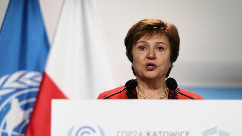 Bułgarka Kristalina Georgiewa, b. wiceprzewodnicząca KE i b. wiceprezes Banku Światowego, może zastąpić Donalda Tuska na czele Rady Europejskiej - podają źródła.