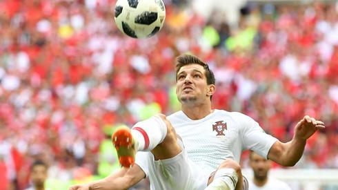 Całkiem efektowny jest ten mecz w Moskwie (fot. PAP/EPA)