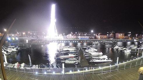 Marina w Szczecinie